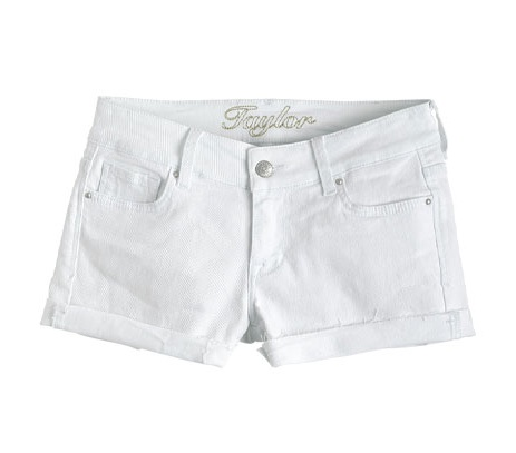 Short White Jeans | Bbg Clothing