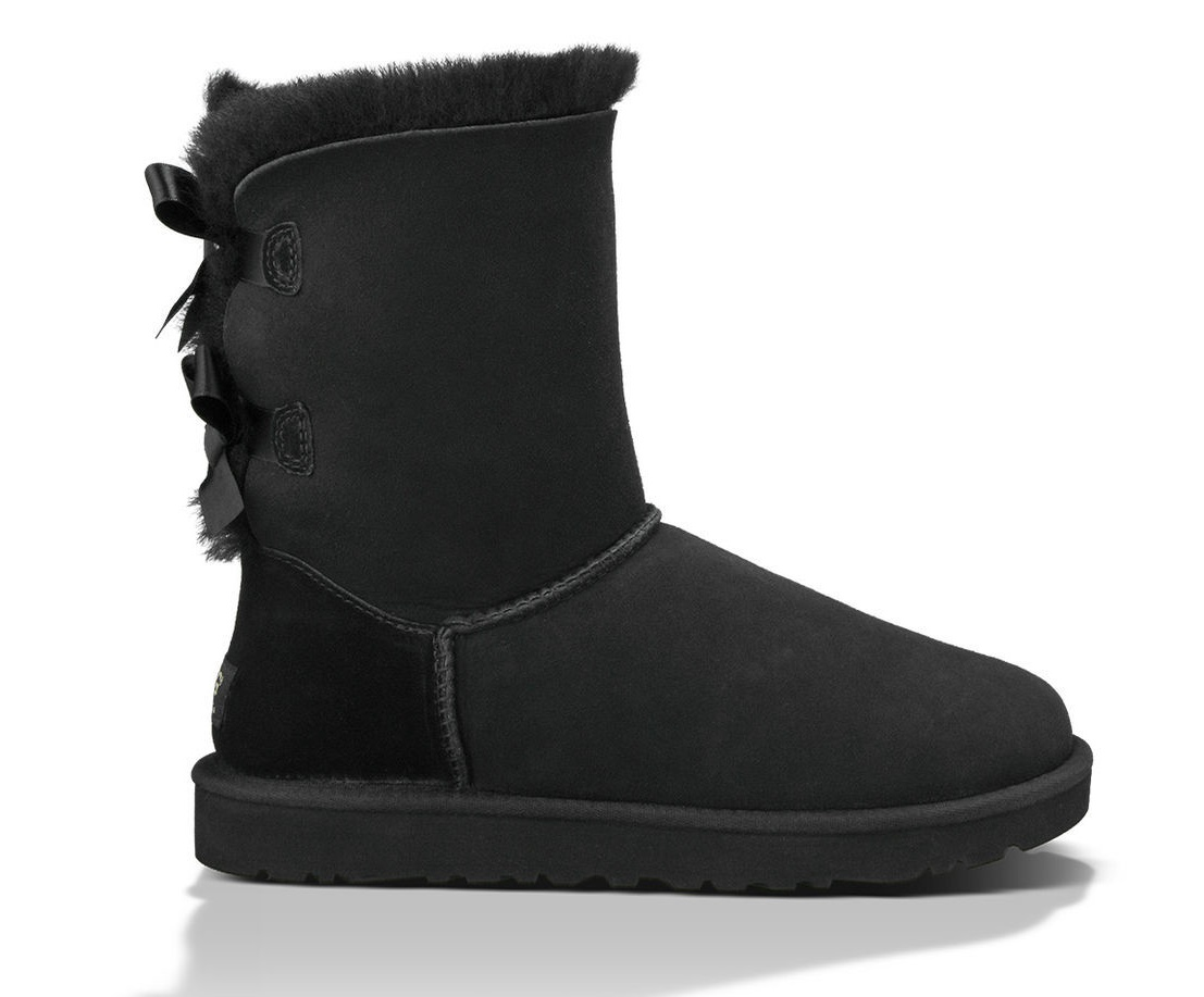bailey bow ugg boots, bailey bow uggs boots, ugg boots with bows, black