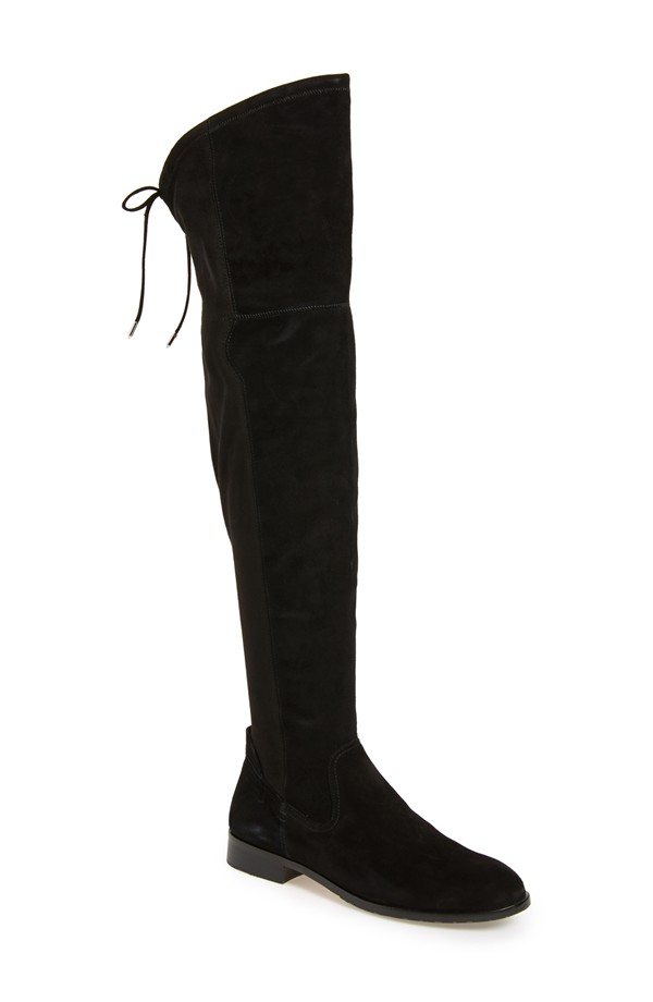 flat thigh high boots, over the knee flat boots, flat over the knee boots, thigh high flat leather boots, black flat thigh high boots, thigh high boots flat heel, black thigh high flat boots