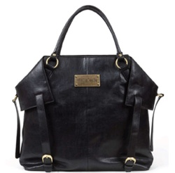 Top 5: Chic Black Diaper Bags That Disguise Dirt and Stains