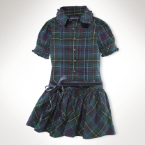 Winslet Tartan Dress