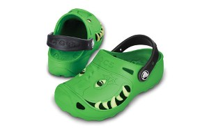 Crocs Dragon Glow in the Dark Clog
