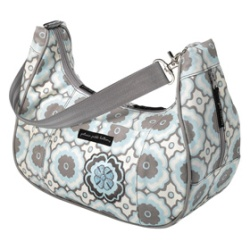 Petunia Pickle Bottom Touring Tote Diaper Bag - Sleepy in Santorini