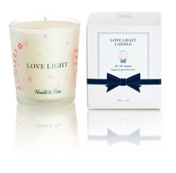 Noodle & Boo Love Light Candle