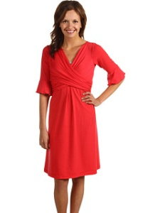 Belabumbum Ruffle Nursing Dress