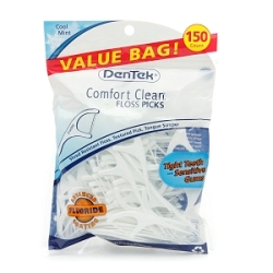 DenTek Comfort Clean Floss Picks