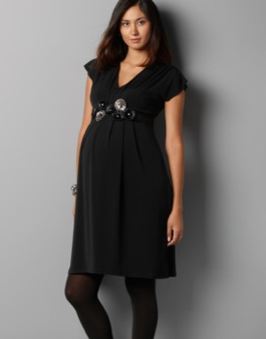 Maternity Clothes | Maternity Dresses | Black Maternity Dress ...