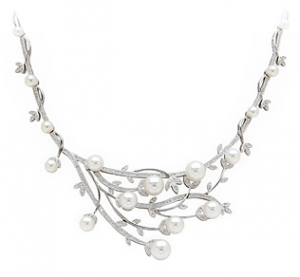Budding Necklace