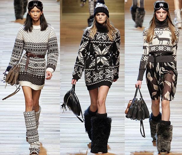 Gift Guide | Fair Isle Prints | Womens Sweaters