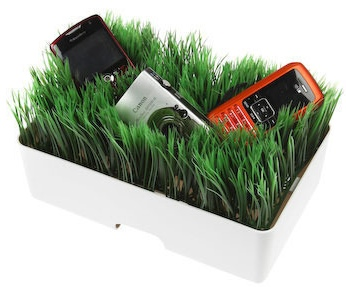 Electric Garden Charging Station