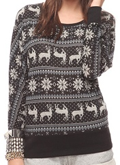 Gift Guide | Fair Isle Prints | Womens Sweaters « Ralph Lauren ...