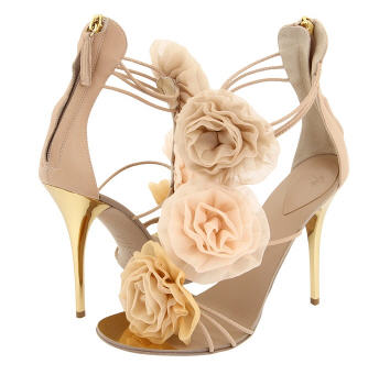 Shoes:Sexy Womens Ladies Shoes Med Heel Lace Ribbon Wedding Shoes