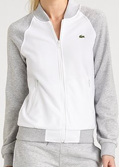 Lacoste Fleece Zip Up