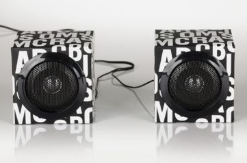 Marc by Marc Jacobs Speakers