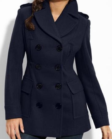 Womens pea coat navy – Fashionable jacket 2017 photo blog