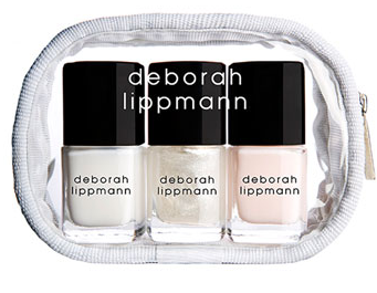 Deborah Lippmann Bridal Nail Color Set