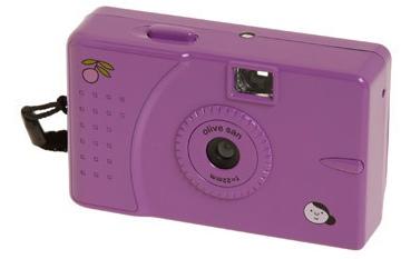 Professional Muse 35 mm Pink Camera