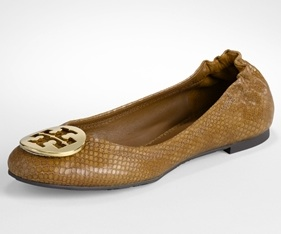 dc6b0042a These Tory Burch Quilted Nylon Reva Ballerina Flat ...