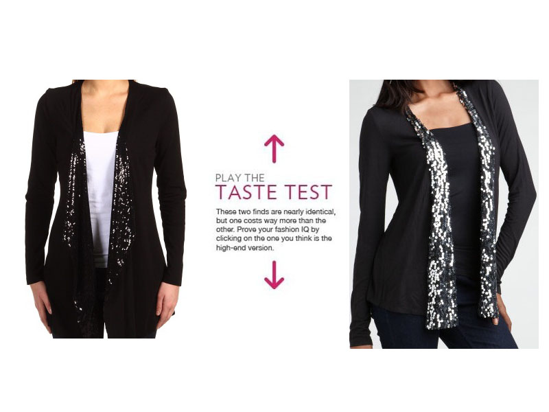 1a9dfb2a3fffb Test your fashion IQ with all of our Taste Tests. Shop our guides to the  best sweaters and the best cardigans. Subscribe to our e-mail list for  SHEFinds in ...
