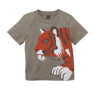 Tea Collection Tiger Tee