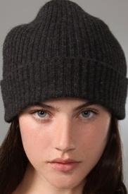 T by Alexander Wang Ribbed Knit Hat