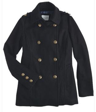 Womens Outerwear | Coats | Peacoats