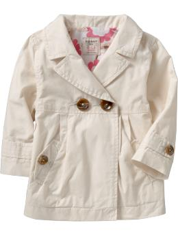 Jersey-Lined Jacket for Baby