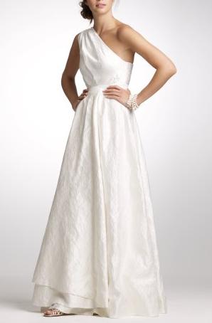 Wedding dress sales jcrew wedding dresses shefinds for Sell your wedding dress fast