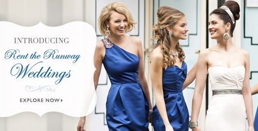 rent bridesmaid dresses