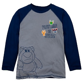 Reversible Long-Sleeve Toy Story 3 Tee