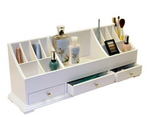 Large Personal Organizer With Drawers - In proportion to Richards...
