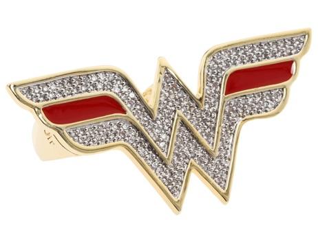 Wonder Woman Jewelry MAC Wonder Woman Noir Jewelry