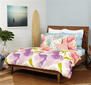 Floral Batik Bedding