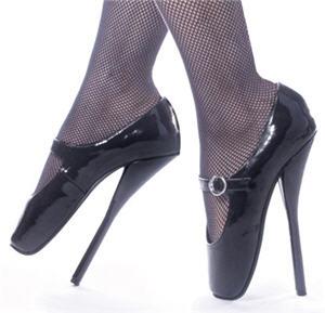 Devious 'Fetish' Ballet High-Heel Shoes