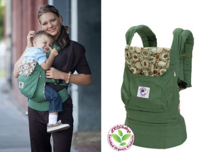Baby Carriers on Baby Carriers Aren   T New To Wildly Popular Ergobaby Carrier