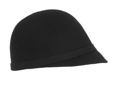 Forever 21 Wool Cloche