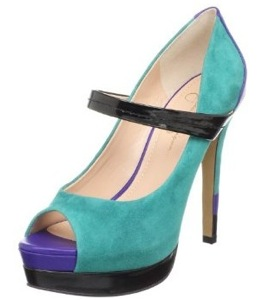Jessica Simpson Women's Ely Mary Jane Pump