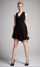 Kinder Aggugini Asymmetrical Dress