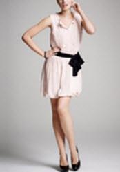 Kinder Aggugini for Macy's Pleated Dress