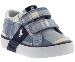 Ralph Lauren Giles EZ Toddler Shoes