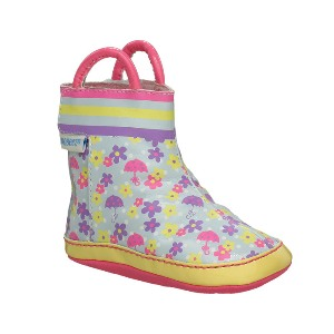 Robeez Mini Shoez Splish Splosh Rain Boots