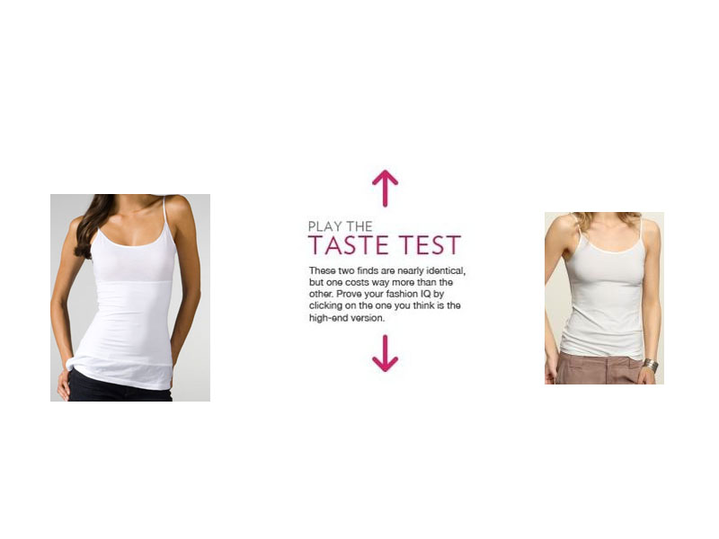 ce9a13a6a7f79 Keep yourself guessing with all of our Taste Tests. Shop our guides to the  best shapewear and the best bras. Join our e-mail list for exclusive  updates.