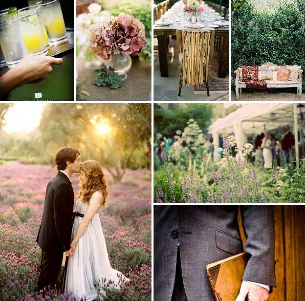 Garden Wedding Themes Ideas: Garden Wedding Favors