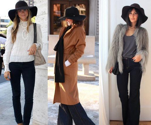 6054fc7e4 Street Style | Wool Floppy Hats | Online Deals - SHEfinds