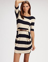 Ali Ro Striped Dress