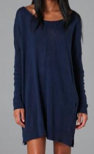 Ami Dans La Rue Oversized Sweater
