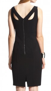 Anne Klein New York Cut Out Sheath