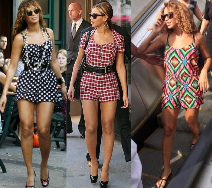 Beyonce Romper