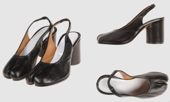 who makes toe shoes