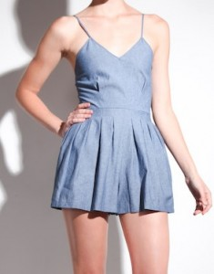 Dear Creatures Cafe Romper